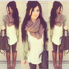 Stay stylish