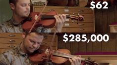 Can You Hear the Difference Between a Cheap and Expensive Violin? - YouTube