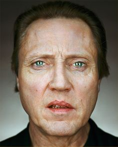 Walken by Martin Schoeller #WOWcinema