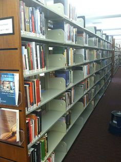 This link takes a while to load, but please read and spread the story of the horrible decision by the executive director of the Urbana Free Library to weed 50-75% of the non-fiction collection - based solely on the date of publication. Every non-fiction book published before 2003 is now gone from the library. Heartbreaking.