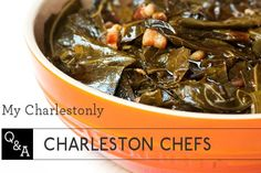 Q&A with Charleston Chefs