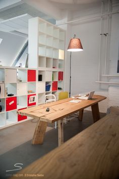 betterplace.org office in Berlin – I want such a workspace please! Photo: Cristopher Santos