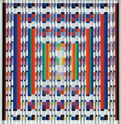 yaacov agam art | Untitled - Yaacov Agam - WikiPaintings.org