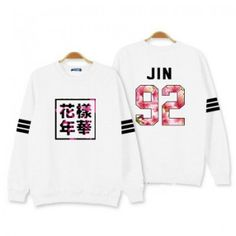 Kpop BTS New Album In Bloom Hoodie Bangtan Boys Sweater  Unisex  V Jimin Jung Suga Clothes