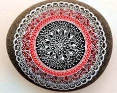 I Sassi dell'Adriatico  Hand Painted Adriatic Sea Stone
