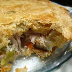 Thomas Keller's Chicken Pot Pie