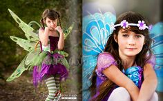 Kids Fairy Portraiture