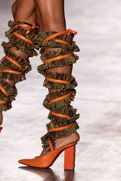 Gcds at Milan Fashion Week Spring 2020 - Details Runway Photos