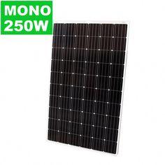 Grid Tie System Use 250w 30v Monocrystalline Solar Panel Tuv Canadian Buy Solar System Top Point Sol In 2020 Solar Panels Solar Panel Installation Solar Power System