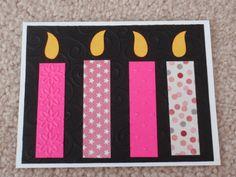 Birthday Candles #cards #Birthday
