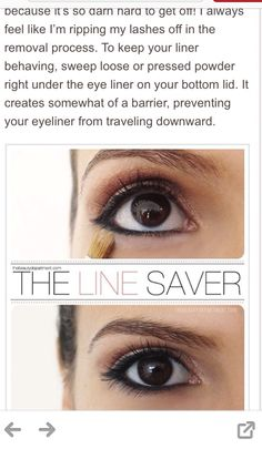 From http://www.listotic.com/32-makeup-tips-that-nobody-told-you-about/11/