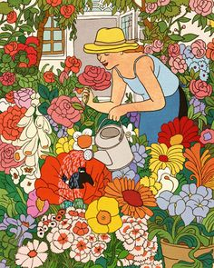 """Rutu Modan, """"Addicted to Gardening"""""""