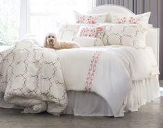 Tribute Goods fine linens luxury Italian bedding. Strength and Beauty collection