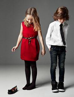 Aaand my children will dress like this.