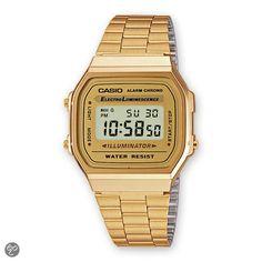 bol.com | Casio A168WG-9EF- Polshorloge | watches