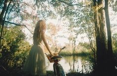 Image discovered by Luna Nueva. Find images and videos about girl, photography and vintage on We Heart It - the app to get lost in what you love. Fantasy Magic, Pretty Pictures, Daydream, Serenity, Fairy Tales, In This Moment, Adventure, Places, Outdoor