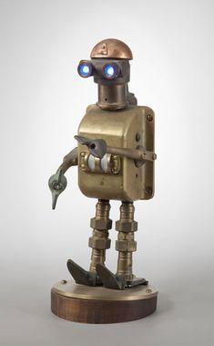 Tal Avitzur Robot Art – Throttler_500