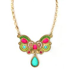 Pree Brulee - Tinkerbell Necklace