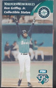 7c32daa2ce 1995 ken griffey jr statue mariners sga mariners memorables '95 10th  anniversary from $0.99