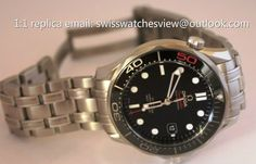 Omega Seamaster Co-Axial 41 mm James Bond 007 50th Anniversary Limited Edition watch 212.30.41.20.01.005