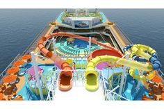 Ride a waterslide to the tropics. (Carnival Magic and Carnival Breeze) Carnival Breeze, Cruise Travel, Cruise Vacation, Summer Travel, Bahamas Cruise, Vacation Spots, Vacation Ideas, Romantic Vacations, Dream Vacations