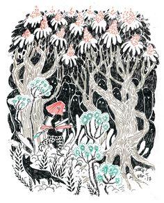 Ulla Thynell illustration