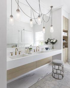 San Francisco Decorator Showcase 2017 Bath Contemporary Architectural Details Modern by Mead Quin Design