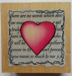 Shop for rubber stamps on Etsy, the place to express your creativity through the buying and selling of handmade and vintage goods. Cottage Crafts, Crafts To Do, Crow, My Etsy Shop, Stamp, Heart, Unique Jewelry, Handmade Gifts, Kid Craft Gifts