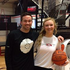 Wow! Another 10k Made shooter in the house at Shoot 360. Way to go Baylee! #BasketballNeverStops #BallisLife #Shoot360