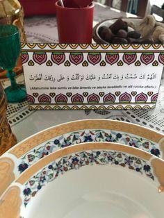 İftar Duası Etkinliği – Çocuk ve İslam Islam, Diy And Crafts, Tableware, Blog, Learning, Ramadan For Kids, Dinnerware, Tablewares, Blogging