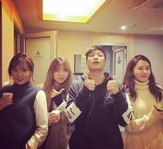 Hyuna Sohyun Gayoon