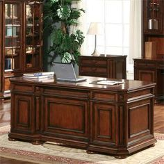 Riverside Cantata Executive Desk