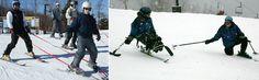 Snowshoe Adaptive Sports Program - WEST VIRGINIA