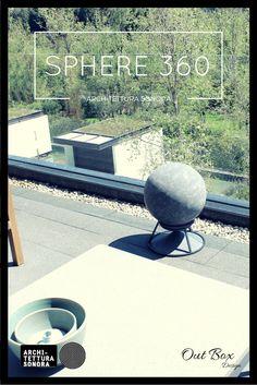 Sphere, diseño innovador, sonido sorprendente.