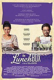 The Lunchbox -- well worth your time. Interesting images and people, some dialog in English, mostly subtitles. A