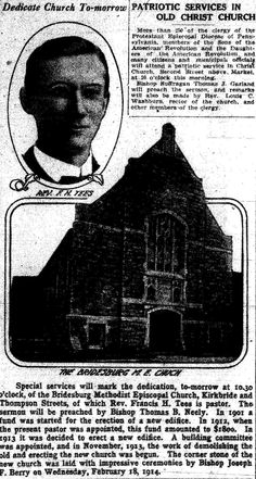 From The Philadelphia Press; Saturday, July 4th, 1914, Page 5.