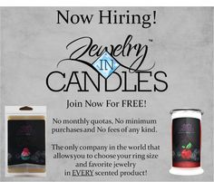 Visit Us Here https://www.jewelryincandles.com/store/alexis_loperena