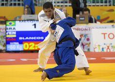 Judô Paralímpico, Brasil conquista medalhas no Parapan