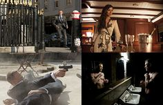 Another slew of action packed Skyfall images have hit showing Daniel Craig's 007 doing his thing with Bérénice Marlohe, Ben Whishaw and Javier Bardem. Check them out below.