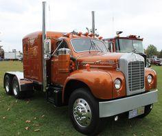 custom truck one source Old Mack Trucks, Old Pickup Trucks, Big Rig Trucks, Dodge Trucks, Dump Trucks, Chevy Classic, Classic Chevy Trucks, Classic Cars, Classic Movies