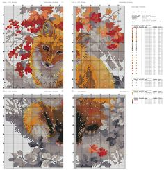 Latest Photo Cross Stitch animals Tips Cross-stitch is a straightforward variety of needlework, perfect for the materials accessible to sti Just Cross Stitch, Cross Stitch Animals, Cross Stitch Kits, Cross Stitch Charts, Cross Stitch Designs, Cross Stitching, Cross Stitch Embroidery, Stitch Book, Crochet Cross