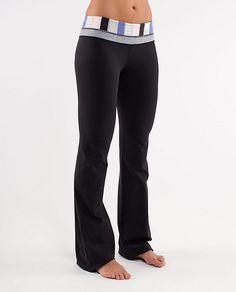 Love my lululemon yoga pants they are so comfortable!!