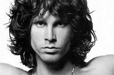 I looked at you... Jim Morrison