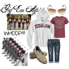 We are the Aggies..., created by alicia-waller-okeefe