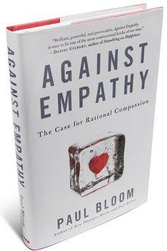 Resultado de imagen para against empathy book
