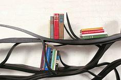 branchy bookshelf