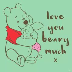 Best 5 Cute Love Quotes Winnie The Pooh Tigger And Pooh, Cute Winnie The Pooh, Winne The Pooh, Winnie The Pooh Quotes, Winnie The Pooh Friends, Pooh Bear, Eeyore, Christopher Robin, Winnie The Pooh Pictures