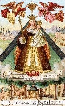 Puntadas marianas: Nuestra Señora de Kevelaer