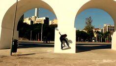 Silvertape 021 - Victor Viera - Clube do skate