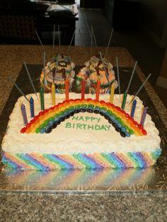 A Rainbow Ckae